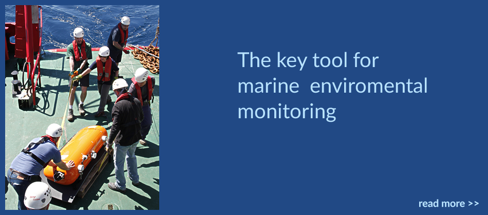 The key tools for marine environmental monitoring